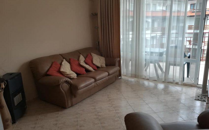 one-bedroom apartment in Privilege Fort Beach complex, near Elenite Resort