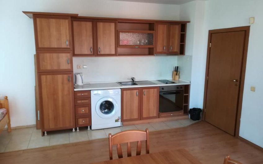 Furnished 1-bedroom apartment for sale in Villa Levante, Nessebar