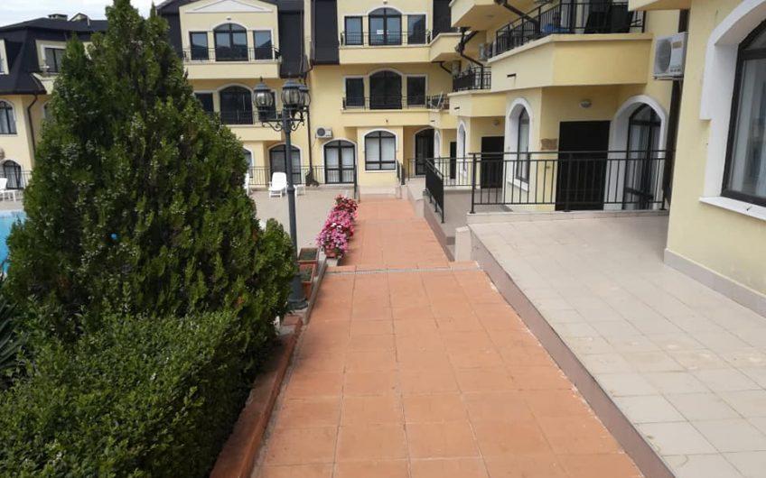 Nessebar View, Kosharitsa, 1-Bed furnished apartment.