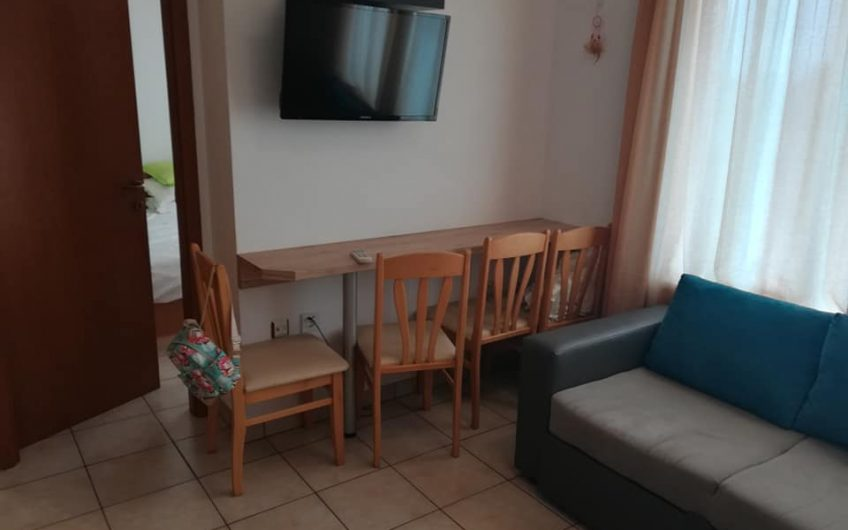A 1 bed fully furnished ground floor apartment at Sunny Day 3, Sunny Beach.