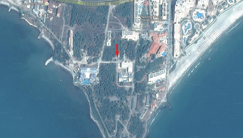 Building investment land at Pomorie with all documents in place ready to build two apartment blocks.