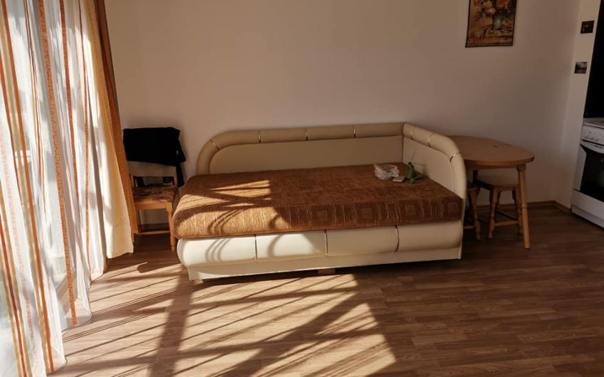 A ground floor furnished studio apartment with own garden at the Vineyards resort, Aheloy.