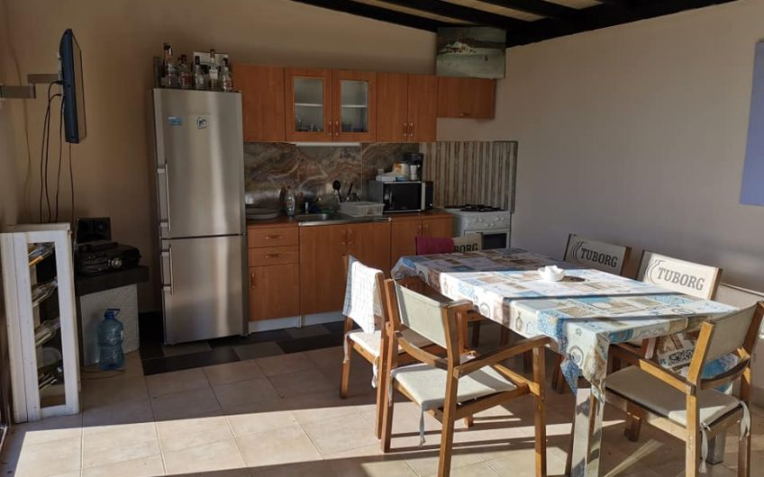 A 3 bed 2 bath home in the village of Brystrovets just 25 minutes from the coast.