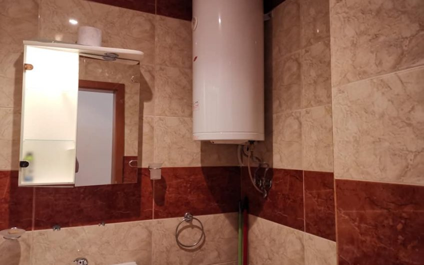 A newly furnished studio apartment at Nessebar Fort Club.