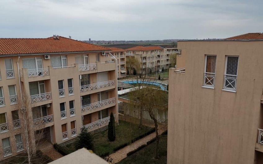A very large 2 bed fully furnished apartment on the 4th floor with 3 balconies at Sunny Day 6.