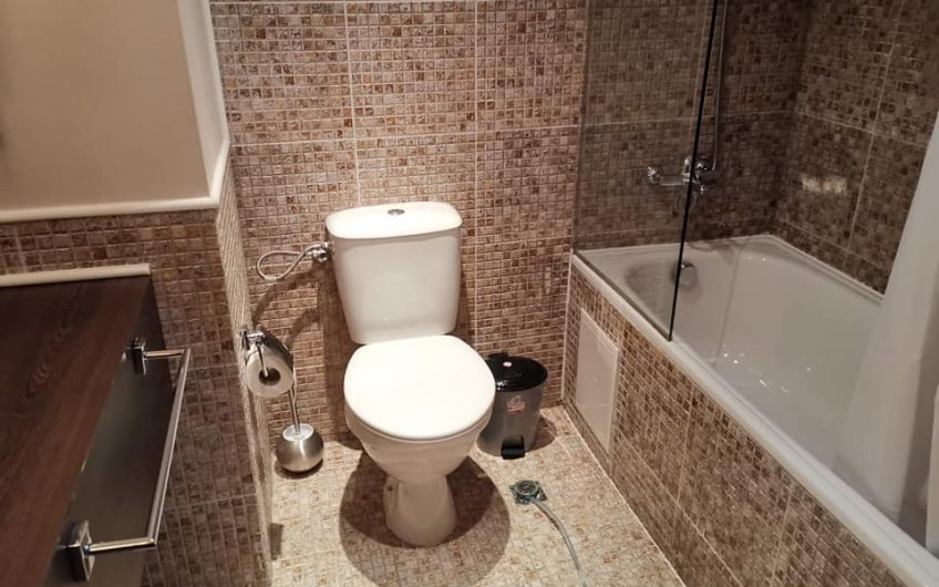 A luxury 1 bed ground floor apartment at Royal Beach Barcelo complex