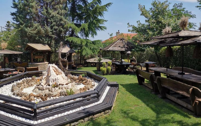 The famous Crystal Restaurant at Medovo.A rare opportunity to purchase an established business.