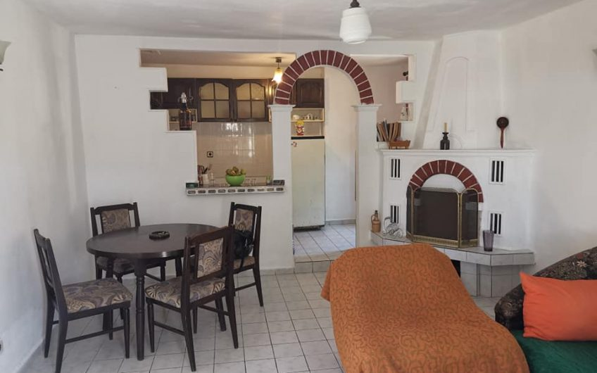 2 bed semi detached bungalow located in the popular village of Goritsa just 20 minutes from Sunny Beach.