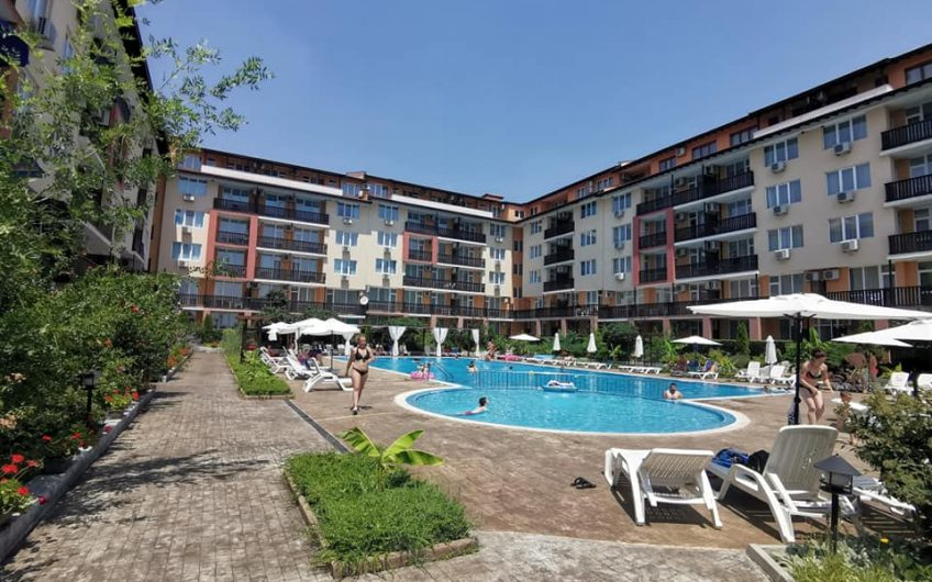 Five year payment plans on all apartments at Chateau Aheloy 2, 68 apartments available