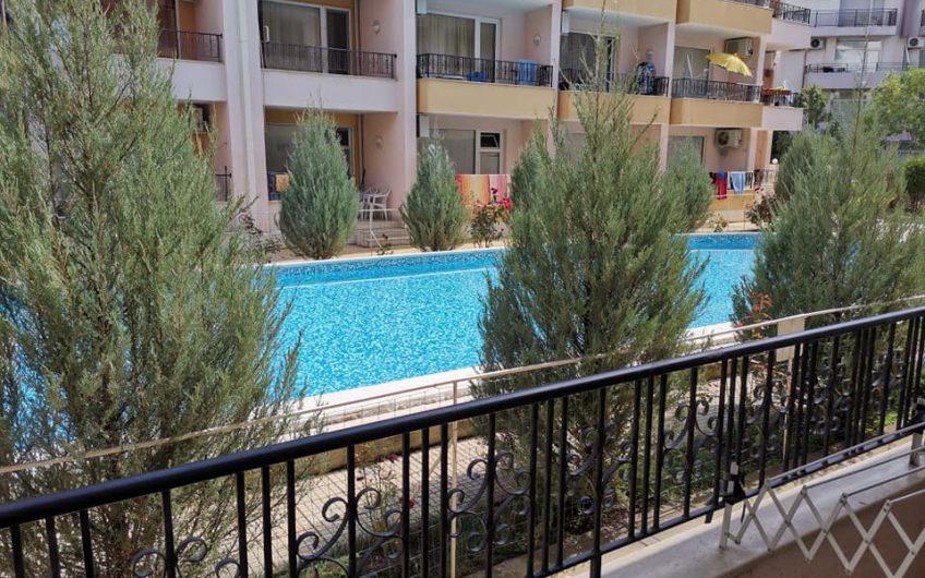 A spacious one bedroom apartment Sunlight Complex, Central Sunny Beach