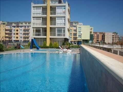 1-bedroom apartment in Sun City 2 complex in Sunny Beach