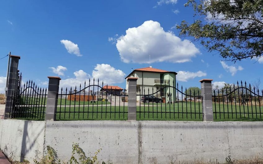 A 3 bed 4 bathroom home located at Lyaskovo (Aytos) just 35 km from Burgas.